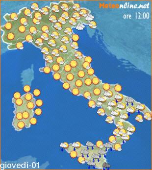 meteoi italia